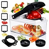 Best Vegetable Cutters - Vegetable Choppers Mandoline Slicer Godmorn Dicer Mandolin Cutter Review