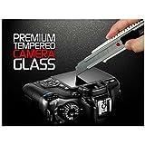 CameraPlus - Protector de pantalla de cristal templado Tempered Glass para Sony A5000/A6000/NEX7 - 0.33 mm, 8H, * 2.5D round edge *