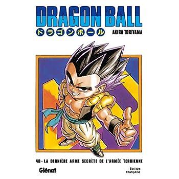 Dragon Ball - Édition originale - Tome 40