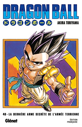 Dragon Ball (sens de lecture japonais) - Tome 40