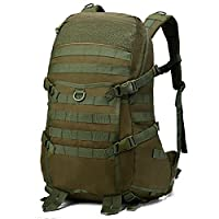 Mountaintop 40L Military Backpack Tactical Rucksack 38 x 17 x 53cm