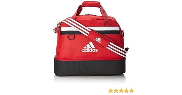 7326f600a9b adidas Sporttasche Tiro, Power Red White, 46 x 28 x 39 cm, 53 Liter,  S13306  Amazon.de  Sport   Freizeit
