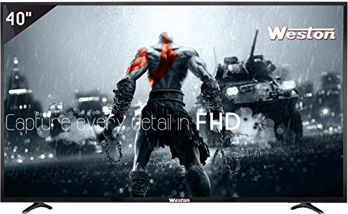 WESTON WEL 4000 40 Inches Full HD LED TV