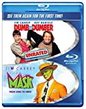 Mask & Dumb & Dumber [Reino Unido] [Blu-ray]