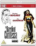 THE BAREFOOT CONTESSA [Masters of Cinema] Dual Format (Blu-ray & DVD)