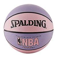 Spalding NBA Street Basketball - Pink & Purple - Intermedia