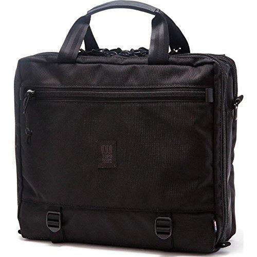 Topo Designs 221 Ballistische Tasche schwarz (Tasche Ballistische Aktentasche)