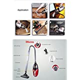 Cherry Multi-functional Car Electric Vacuum Cleaner Noise Cancellation Wet And Dry Dust Collector For Car Cleaning House Sweeping - B075JLHGLJ