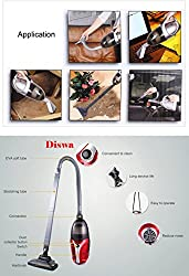 Siddhi Collectionn High Quality Vacuum Cleaner Blowing and Sucking Dual Purpose (JK-8