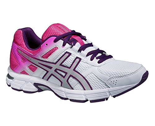 Asics, Scarpe da Trail Running donna (Weiß/Silber/Rosa)