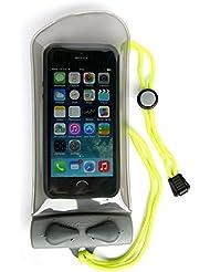 Aquapac 108 Funda estanca para aparatos eléctricos Transparente/Gris Mini formato