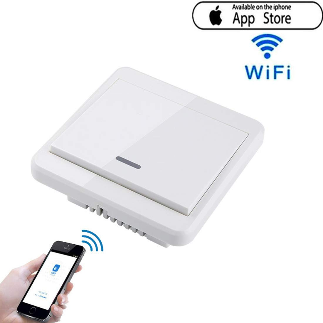 Wi-FI Interrupteur Intelligent Smart Light
