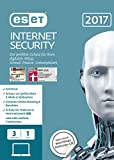 Software - ESET Internet Security 2017 Edition 3 User (FFP)