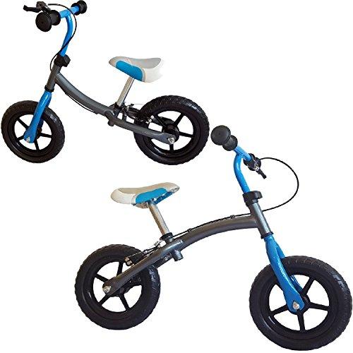 mitwachsendes Kinder Laufrad, Doppelfunktionsrahmen, mit Handbremse, 12