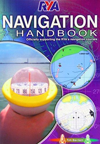 RYA Navigation Handbook (2nd ed) by Tim Bartlett (1-Feb-2014) Paperback