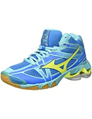 Mizuno Wave Bolt Mid Wos, Chaussures de Volleyball Femme