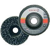 Dronco 6700001 - Disco GRV de nylon sin tejer de 115 x 22 mm, 1 unidad