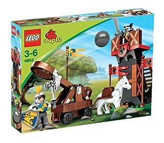 LEGO Duplo 4863 - Wachposten mit Katapult (B0014R17XC) | Amazon price tracker / tracking, Amazon price history charts, Amazon price watches, Amazon price drop alerts