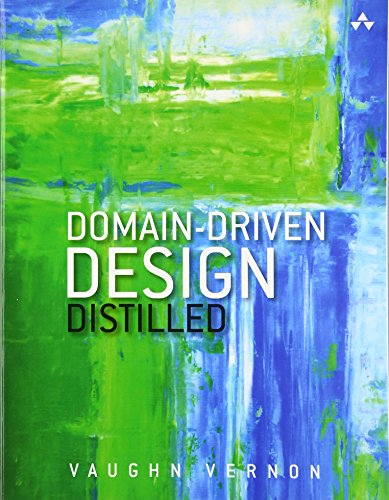 Produktbild Domain-Driven Design Distilled