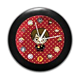 #6: Mc Sid Razz Harry Potter - Cartoon Character | Table Clocks |Desk Clock | Table Clock for Home Decor |Table Clock for Office Official Licensed by Warner Bros, USA
