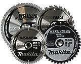 Makita B-29446TCT Lame de scie 136x 20x 48T, Multicolore