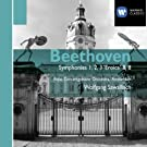Beethoven: Symphonies Nos 1, 2, 3,