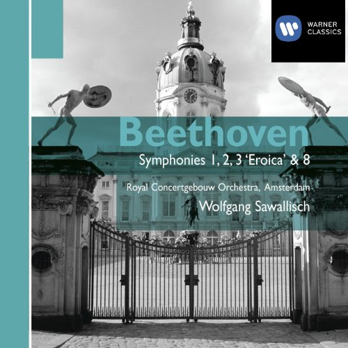 "Beethoven: Symphonies Nos 1, 2, 3, ""Eroica"" & 8"