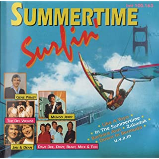 inkl. Beachboys Medley (Compilation CD, 18 Tracks)