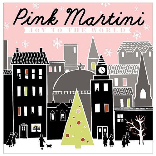 Joy to the World - Pink-martini-weihnachten