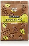 Marca Amazon - Happy Belly Chips de plátano, 500 g