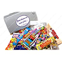 Amazon easter gifts hampers gourmet gifts grocery retro sweets gift box large sweet dreams are made negle Image collections