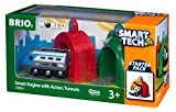 Ravensburger Italy Smart Tech Locomotiva Intelligente con Tunnel, 33834