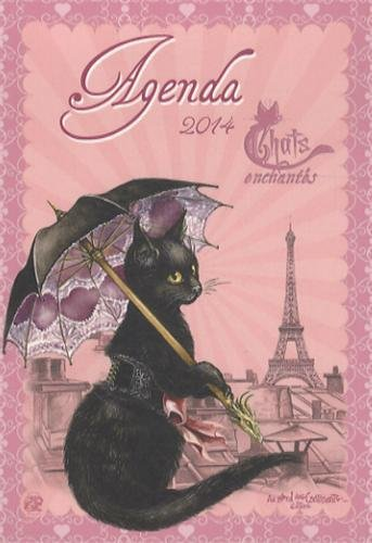 AGENDA 2014 LES CHATS ENCHANTES