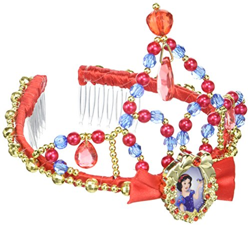 Disguise Classic Disney Princess Snow White Tiara, One Size Child, One Color by Disguise