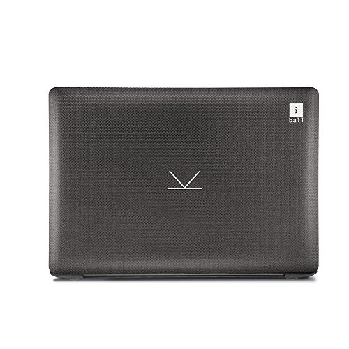 iBall CompBook Excelance-OHD (Intel Atom Processor Z3735F/2 GB/32 GB/29.46cm (11.6 )/Win 10) (Brown)