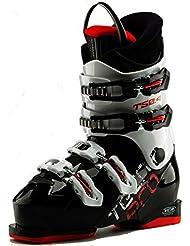 TECNOPRO–Botas de esquí T50–4, azul y negro