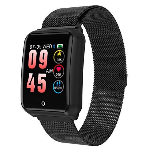 Smartwatch Hombre Relojs Inteligente IP67 Impermeable