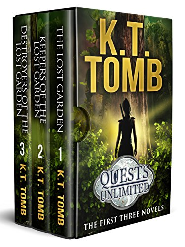 The Lost Garden Trilogy (English Edition)