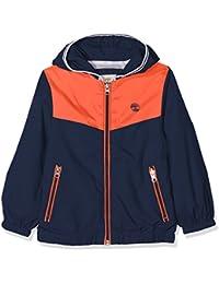 Timberland Boy's Coupe-Vent a capuche Rain Jacket