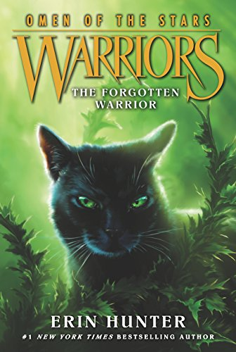 Warriors: Omen of the Stars #5: The Forgotten Warrior por Erin Hunter