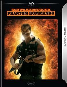 Phantom Kommando - Kinoversion + Director's Cut - Limited Cinedition  (+ DVD) [Blu-ray]