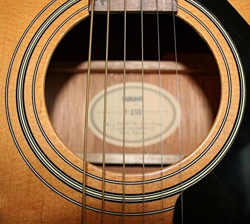 Yamaha F310 Akustikgitarre, Anfänger-Set - 4