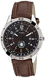 Timex Fashion Analog Multi-Color Dial Mens Watch - TI000U90300