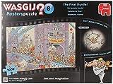 Wasgij Mystery 8 1000 Piece Jigsaw Puzzle Final Hurdle London Games