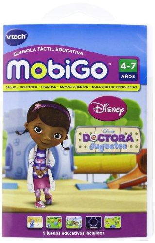 Doctora Juguetes - Juego MobiGo (VTech 3480-253322)