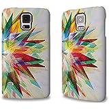 Designer Hülle / Case / Cover für das Samsung Galaxy S5 mini - ''Colorful 6'' von Mareike Böhmer