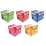5x Offizielles Skittles Geschmack The Rainbow Duftkerzen–Beinhaltet Düfte Melone Berry