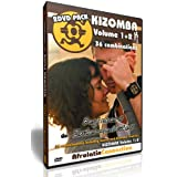 How to Kizomba Vol1+2 2DVD Pack - Improvers to advanced - 36 combinations