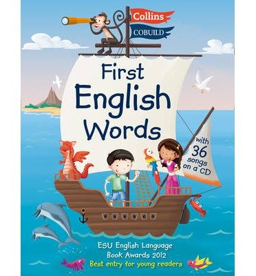 [(Collins First English Words - First English Words: Age 3-7)] [Author: Karen Jamieson] published on (May, 2012)