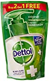 #3: Dettol Original Liquid Handwash - 175 ml (Buy 2 Get 1 Free)